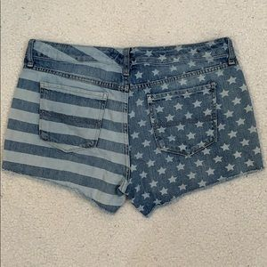 Arizona Jeans Shortie Jean Shorts  Size 13